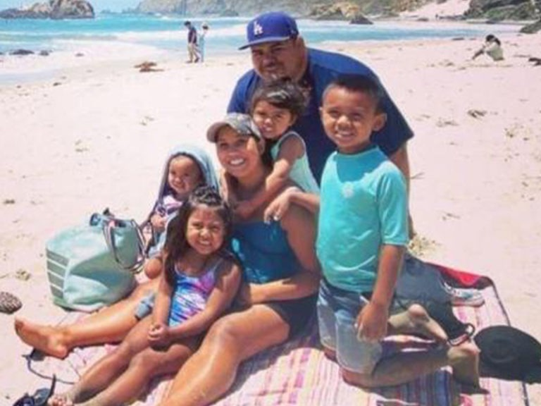 California father of 5 children, including a newborn, dies of COVID weeks after wife lost her life to the disease