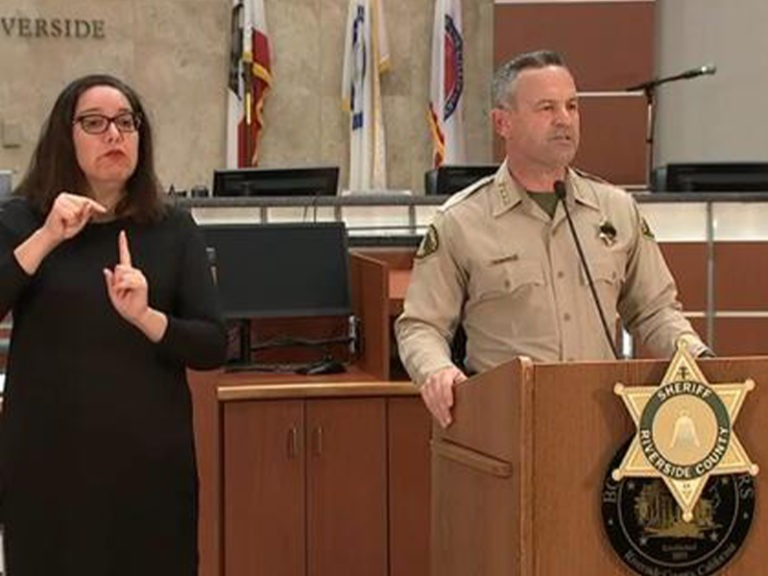 Riverside County Sheriff Chad Bianco: 'I will not enforce vaccine mandate'