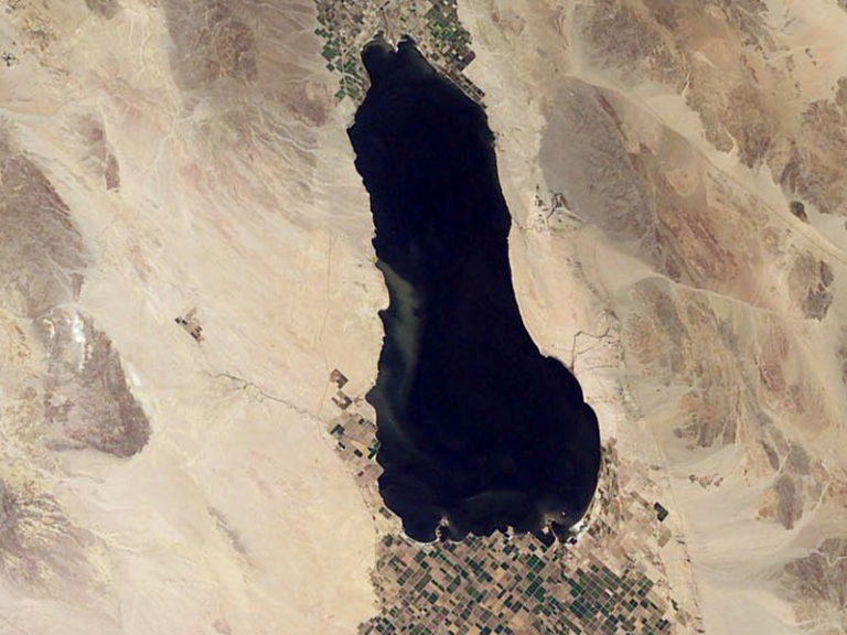Lithium fuels hopes for revival on California's largest lake