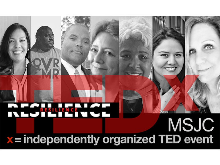 TEDxMSJC Focused on 'Resilience' to Launch on YouTube on Oct. 22
