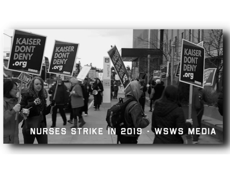 24,000 healthcare workers in California authorize strike action by 96 percent